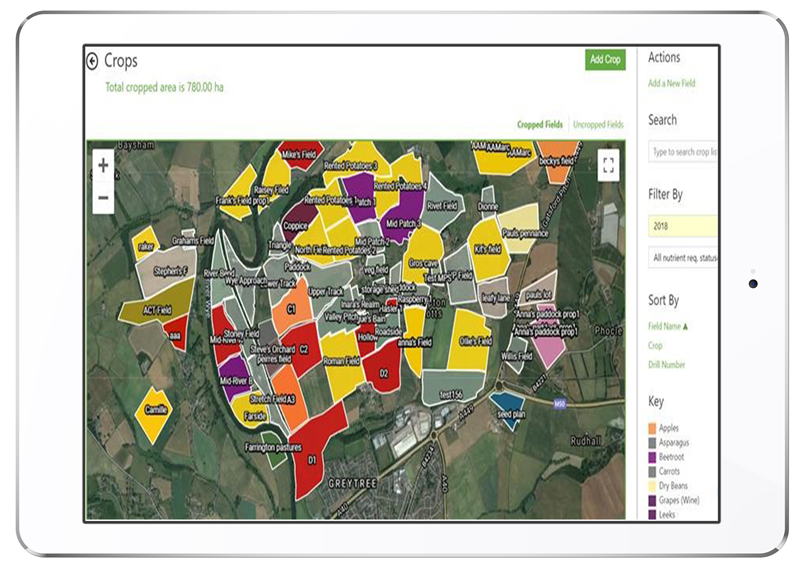 Greenlight Grower Management Farm Management Software In Ipad
